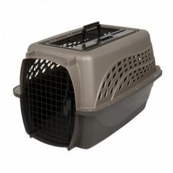 Petmate 2 Door Top Load Kennel 61cm (4,5-9kg) Parel/Bruin