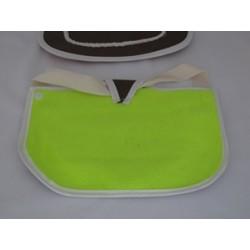 Kippenzadel maat XL fleece gevoerd