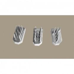 Tatoeerinzet letters van A-Z - 5mm