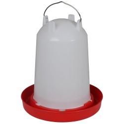 Bajonetdrinker 12 l (PP) hoogwaardig kunststof