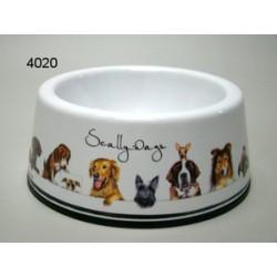 Honden voer- drinkbak Melamine