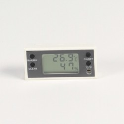 Thermometer - Hygrometer digitaal