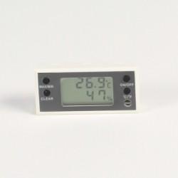 Thermometer - Hygrometer digitaal