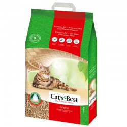 CAT'S BEST KATTENBAKVULLING OKO PLUS 20L / 8,KG
