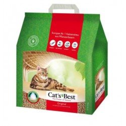 CAT'S BEST KATTENBAKVULLING OKO PLUS 10L / 4,KG