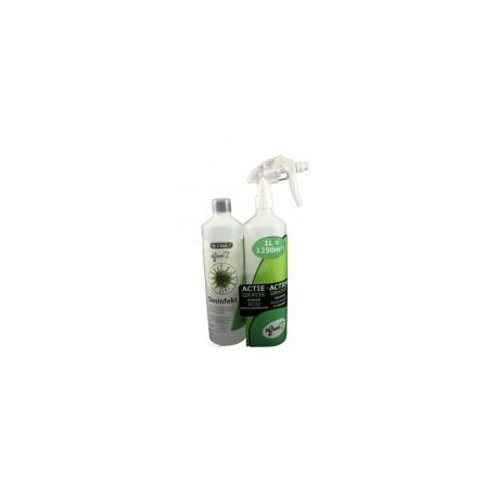 Desinfekt (bestrijding van bacteriën, 8 ml per liter water)