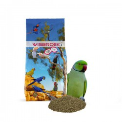 Wisbroek Parrot Nut Blend Daily Small 10kg