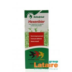 Hexenbier (vlieglust en witte neuzen)