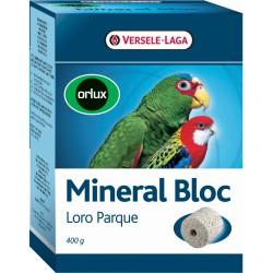 Mineral Bloc Loro Parque 400gr