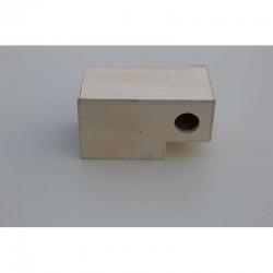 Nestkastje hout voor gouldamadines