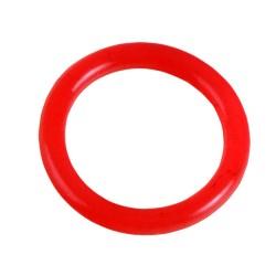 Drinksysteem schroef, siliconen ring rood voor afdichting