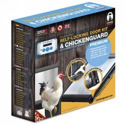 Combi Pakket Chicken Gaurd Premium met zelfsluitende deur