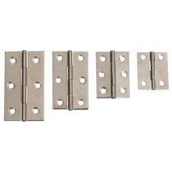 Scharnier verzinkt 45mm 2x3 gaten