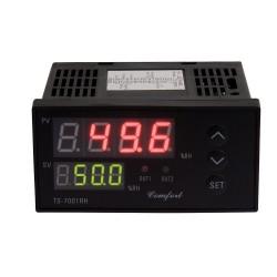 Digitale hygrostaat met 7 Amp. relais uitgang