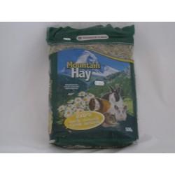 Mountain hay - Kamille