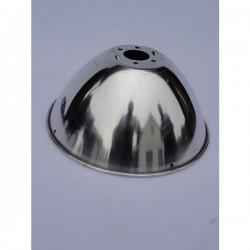 Aluminium reflectorkap 25 cm