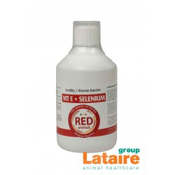 RED ANIMALS - Vit E + Selenium 500ml