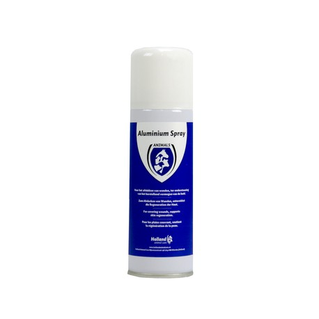 Aluminiumspray for all animals