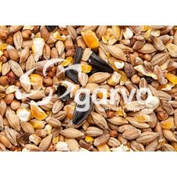 5145 Gemengd graan met gebroken maïs en zonnepit 20kg