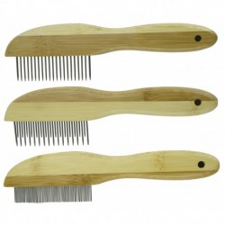 Detangling and Flea Comb 21 pins