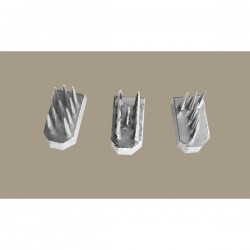Tatoeerinzet letters van A-Z - 7mm