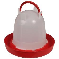 Bajonetdrinker 1.5 l (PP) met hendel