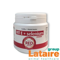 RED ANIMALS - Vit E + Selenium Poeder 250gr