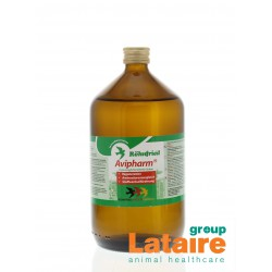 Avipharm (aminozuren, electrolyten, Vit. B) 1L