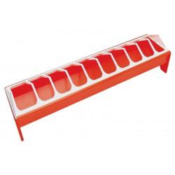 Eetbak 50cm PVC NOVITAL