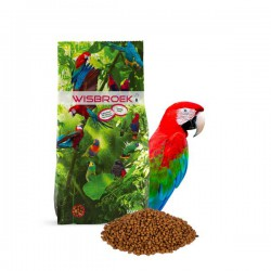 Wisbroek Parrot Fruit Blend Daily Large 10kg