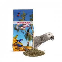 Wisbroek Parrot Nut Blend Daily Large