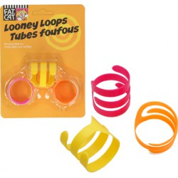 Petmate Doskocil Looney Loops (multicolor) 3st