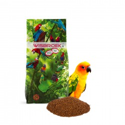 Wisbroek Parrot Fruit Blend Daily Small 10kg