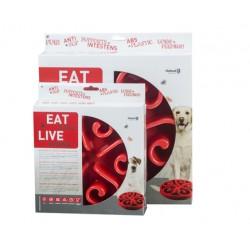 Eat Slow Live Longer Round large rood