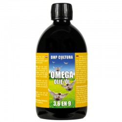Omega Gold Olie 3-6-9 (reserves, vruchtbaarheid) 500ml