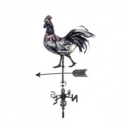 3D Weerhaan met tuinpoot/ 3D Rooster Weathervane with Garden Stake Primus