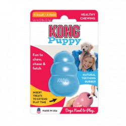 Kong Puppy XS 5,7 cm Blauw