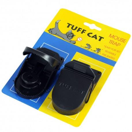 Muizenklem kunststof Tuff-Cat (2 stuks)