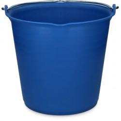 Emmer 15 liter met schenktuit Donker blauw
