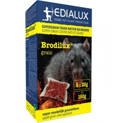 Brodilux Grain 150gr ENKEL BELGIË!!!