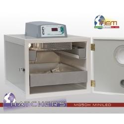 FIEM MG 50 H uitkomstmachine - 50 kippeneieren