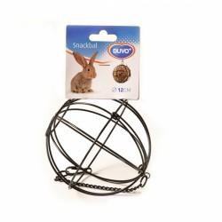Snackbal 12cm konijn