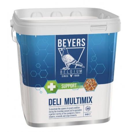 Deli Multimix (mineralenmix met kruiden) 5kg