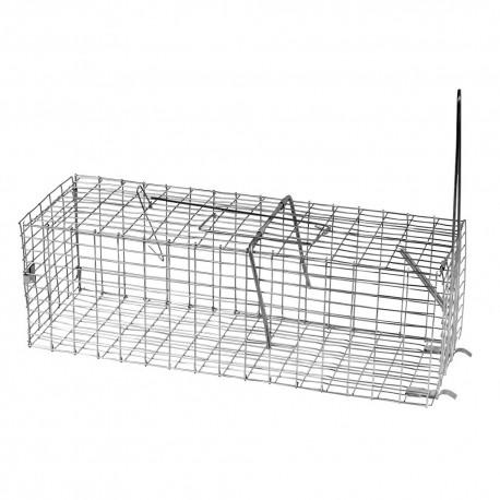 Vangkooi compact verzinkt (40x14x14 cm)