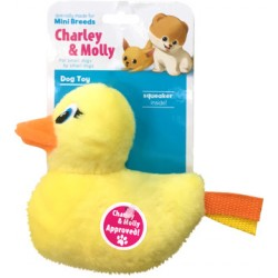 Charley & Molly plush Duck