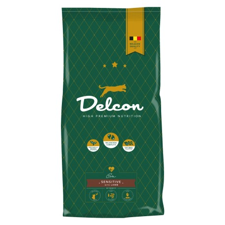 Delcon Cat Sensitive Lamb 8,75kg