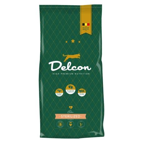 Delcon Cat Sterilized 8,75kg