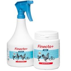 Finecto Combi totaal kit voor vogels en pluimvee