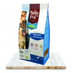Canex Premium Pupy - Junior Fish & Rice maxi 12kg  - ACTIE NU 10 Euro KORTING