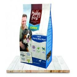 Canex Premium Adult Fish & Rice Maxi 12kg - ACTIE NU 10 Euro KORTING